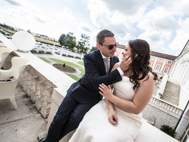Il matrimonio di Marco e Nadia a Rezzato, Brescia 42