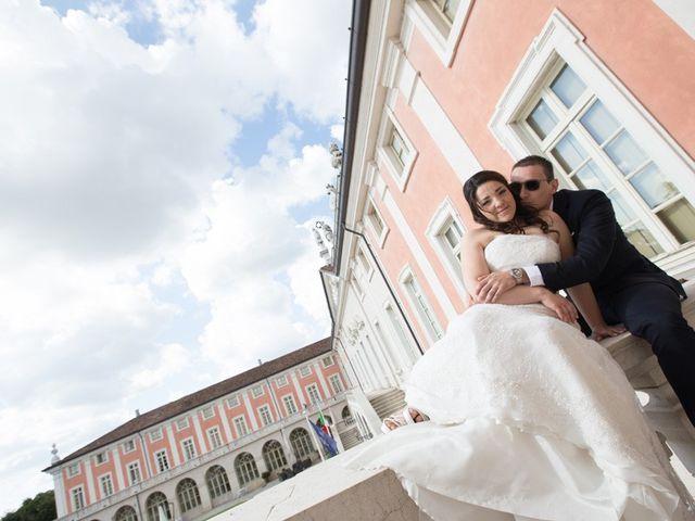 Il matrimonio di Marco e Nadia a Rezzato, Brescia 45