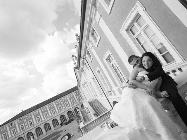 Il matrimonio di Marco e Nadia a Rezzato, Brescia 43