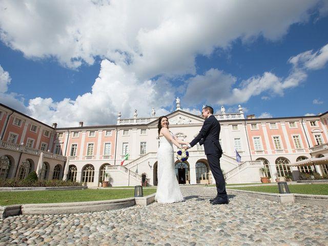 Il matrimonio di Marco e Nadia a Rezzato, Brescia 52