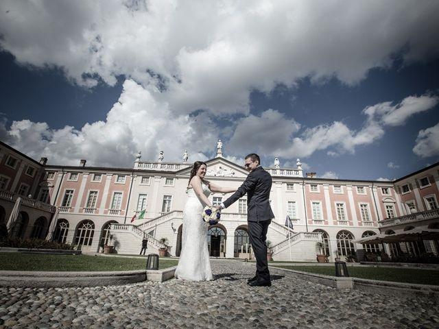 Il matrimonio di Marco e Nadia a Rezzato, Brescia 53