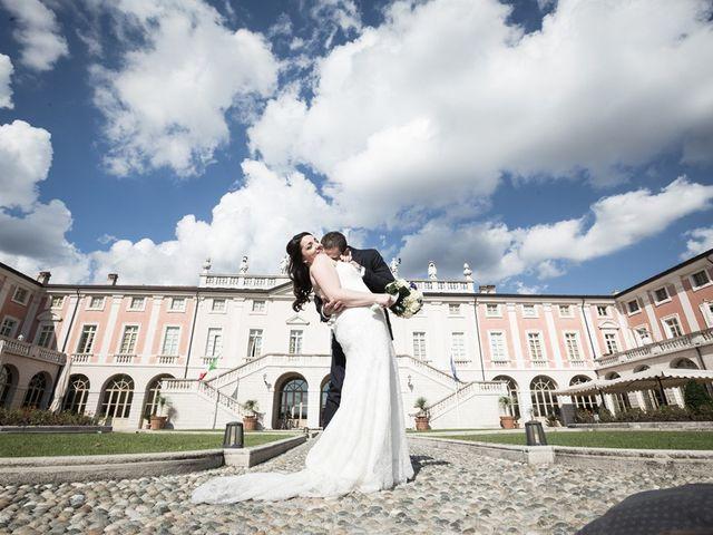 Il matrimonio di Marco e Nadia a Rezzato, Brescia 57