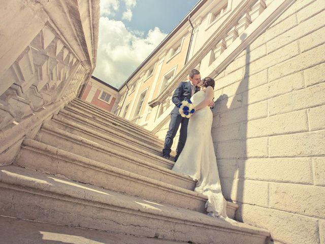 Il matrimonio di Marco e Nadia a Rezzato, Brescia 54