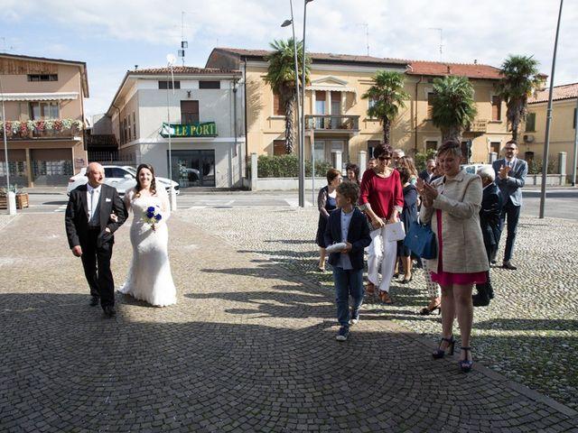 Il matrimonio di Marco e Nadia a Rezzato, Brescia 14
