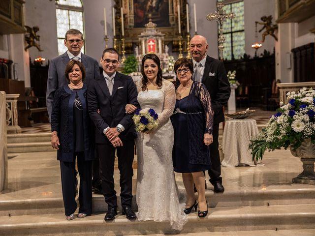 Il matrimonio di Marco e Nadia a Rezzato, Brescia 32