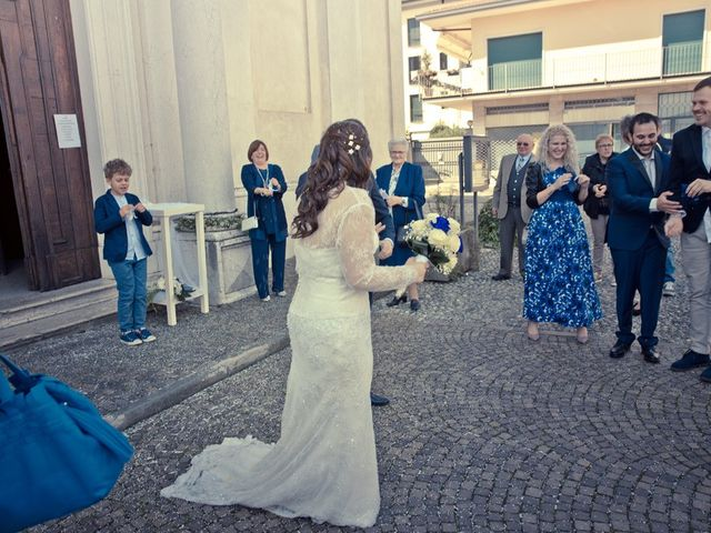 Il matrimonio di Marco e Nadia a Rezzato, Brescia 24