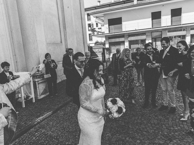 Il matrimonio di Marco e Nadia a Rezzato, Brescia 77