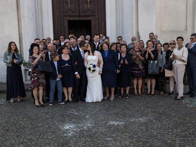 Il matrimonio di Marco e Nadia a Rezzato, Brescia 107