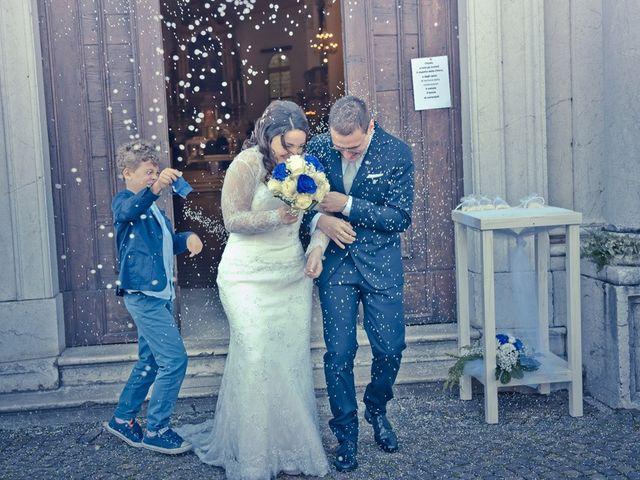 Il matrimonio di Marco e Nadia a Rezzato, Brescia 23