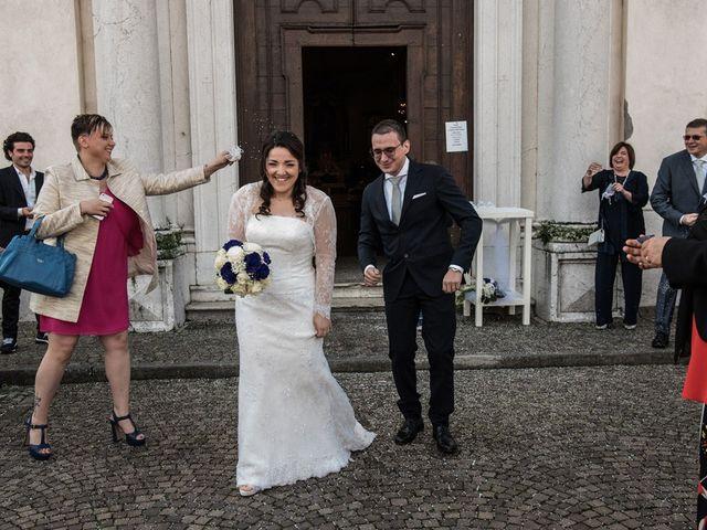 Il matrimonio di Marco e Nadia a Rezzato, Brescia 117