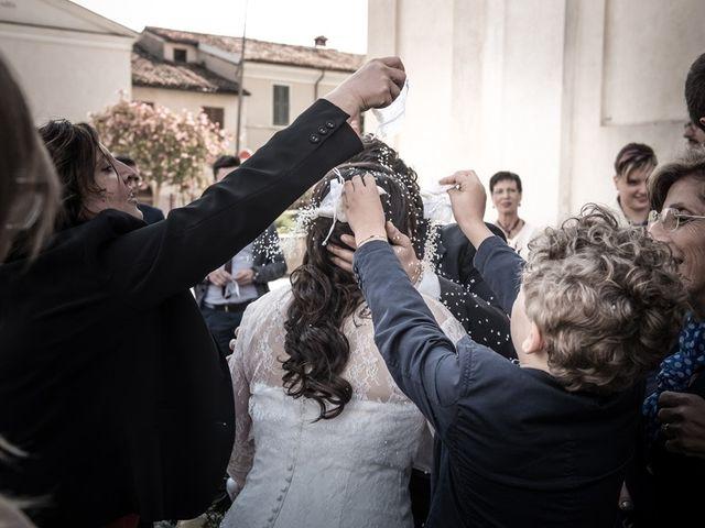 Il matrimonio di Marco e Nadia a Rezzato, Brescia 119