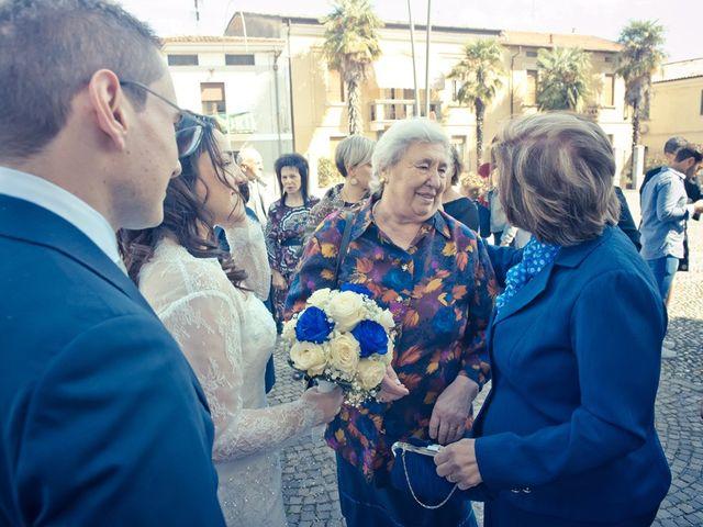 Il matrimonio di Marco e Nadia a Rezzato, Brescia 16