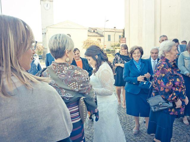 Il matrimonio di Marco e Nadia a Rezzato, Brescia 20