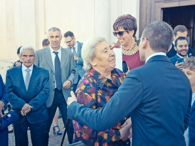 Il matrimonio di Marco e Nadia a Rezzato, Brescia 33
