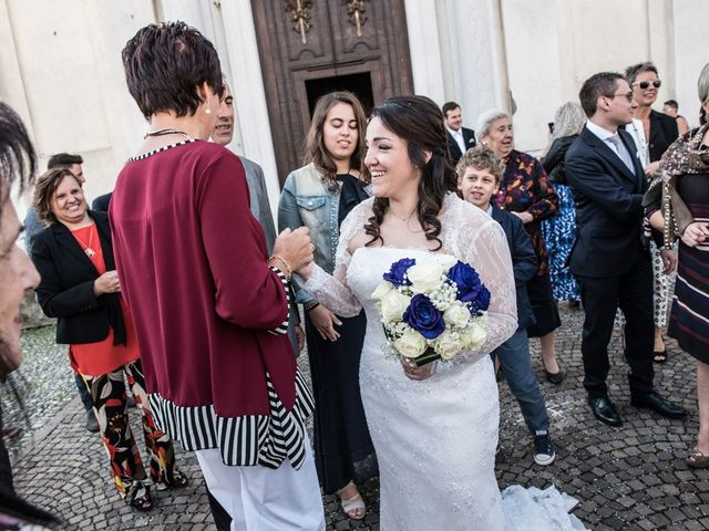 Il matrimonio di Marco e Nadia a Rezzato, Brescia 12
