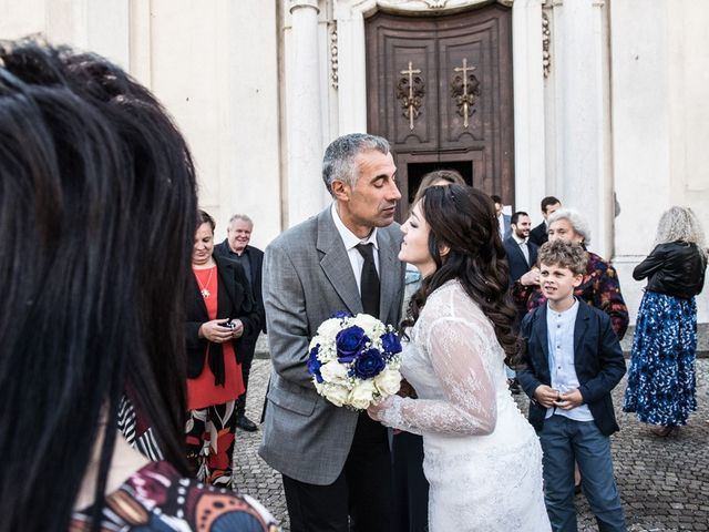 Il matrimonio di Marco e Nadia a Rezzato, Brescia 28