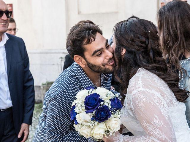 Il matrimonio di Marco e Nadia a Rezzato, Brescia 30