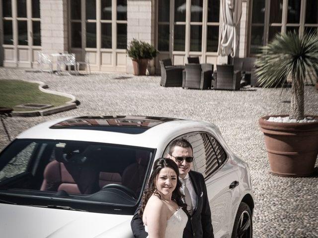 Il matrimonio di Marco e Nadia a Rezzato, Brescia 82