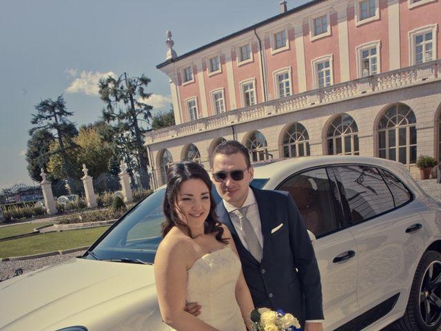 Il matrimonio di Marco e Nadia a Rezzato, Brescia 86