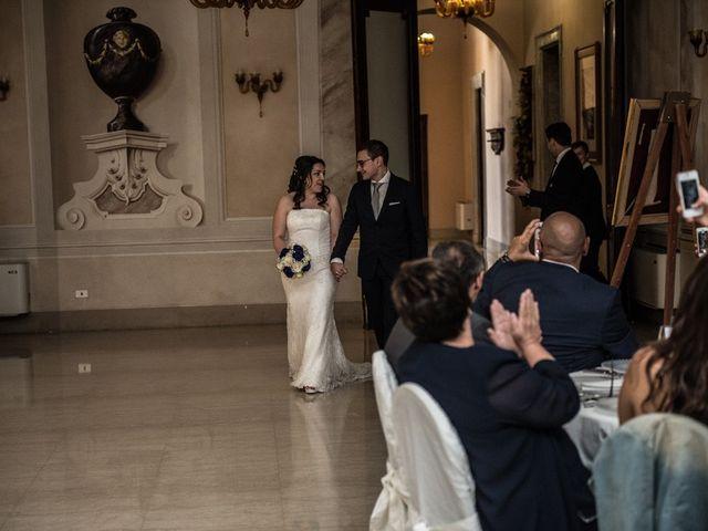 Il matrimonio di Marco e Nadia a Rezzato, Brescia 102