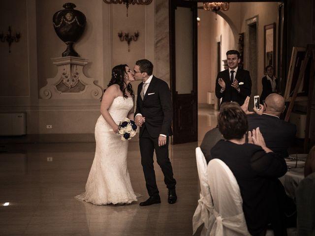 Il matrimonio di Marco e Nadia a Rezzato, Brescia 104