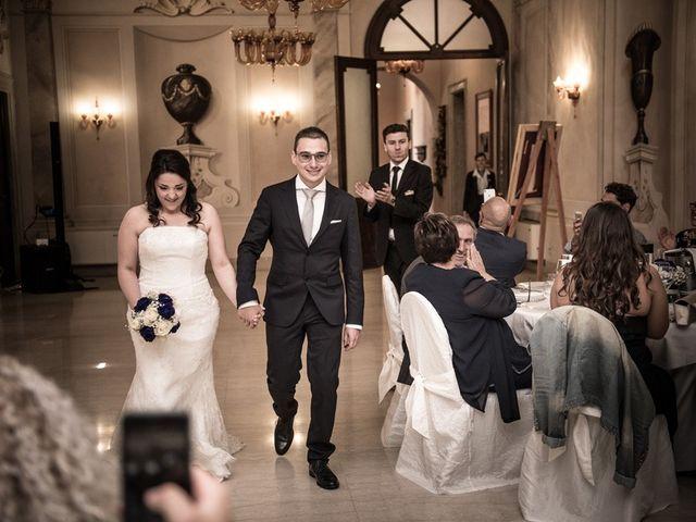 Il matrimonio di Marco e Nadia a Rezzato, Brescia 106