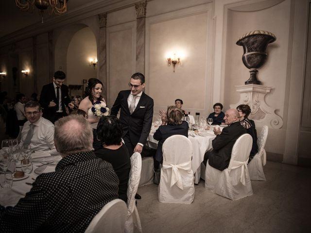 Il matrimonio di Marco e Nadia a Rezzato, Brescia 108