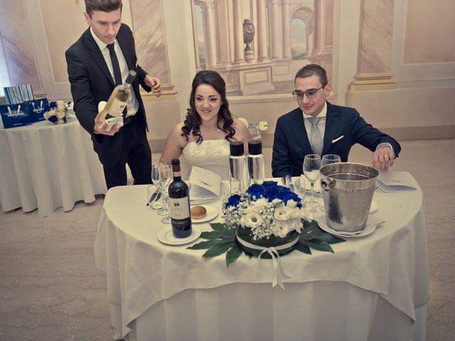 Il matrimonio di Marco e Nadia a Rezzato, Brescia 109