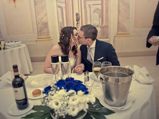 Il matrimonio di Marco e Nadia a Rezzato, Brescia 110