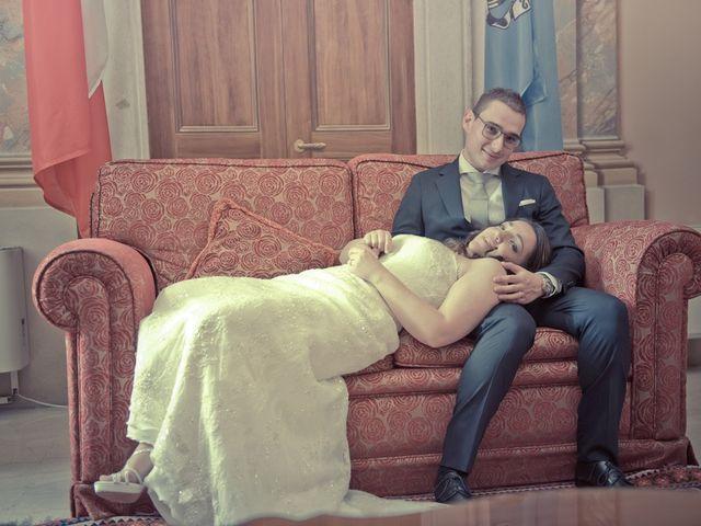 Il matrimonio di Marco e Nadia a Rezzato, Brescia 61