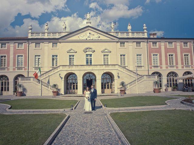 Il matrimonio di Marco e Nadia a Rezzato, Brescia 105