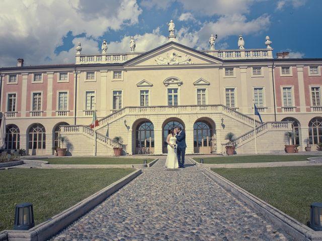 Il matrimonio di Marco e Nadia a Rezzato, Brescia 76