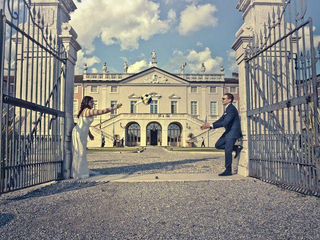 Il matrimonio di Marco e Nadia a Rezzato, Brescia 79