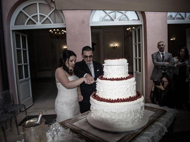 Il matrimonio di Marco e Nadia a Rezzato, Brescia 118