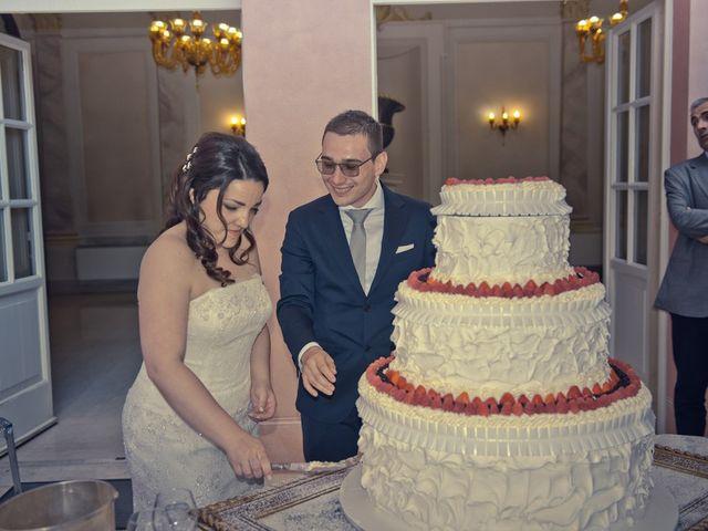 Il matrimonio di Marco e Nadia a Rezzato, Brescia 111