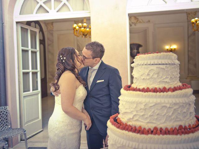 Il matrimonio di Marco e Nadia a Rezzato, Brescia 124
