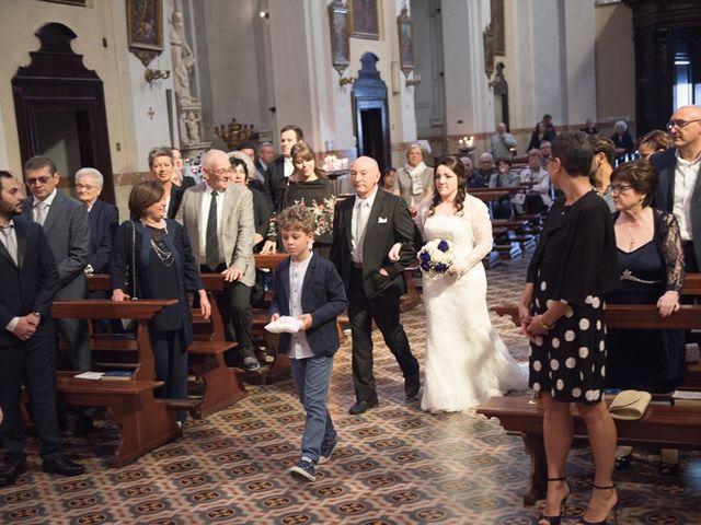 Il matrimonio di Marco e Nadia a Rezzato, Brescia 6