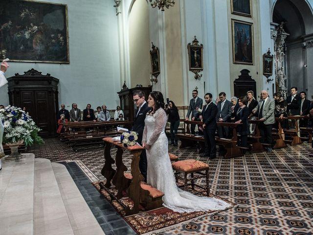 Il matrimonio di Marco e Nadia a Rezzato, Brescia 11