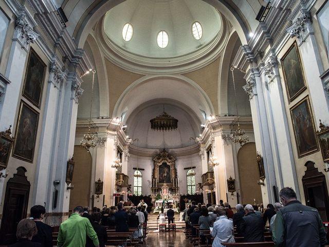 Il matrimonio di Marco e Nadia a Rezzato, Brescia 4