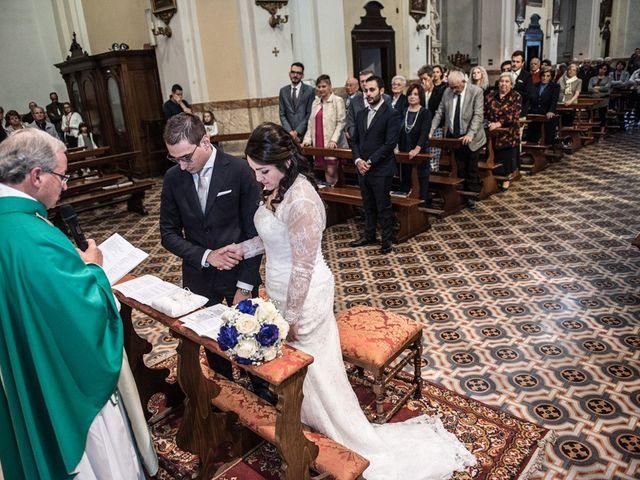 Il matrimonio di Marco e Nadia a Rezzato, Brescia 27