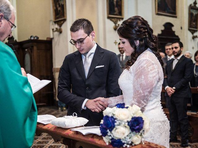 Il matrimonio di Marco e Nadia a Rezzato, Brescia 9