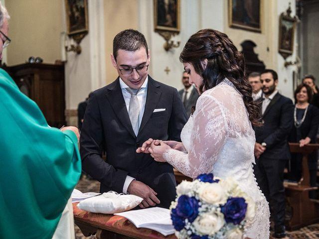 Il matrimonio di Marco e Nadia a Rezzato, Brescia 121