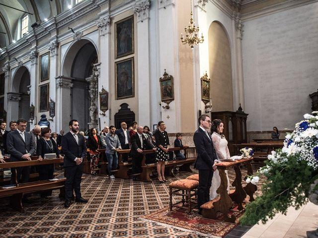 Il matrimonio di Marco e Nadia a Rezzato, Brescia 122