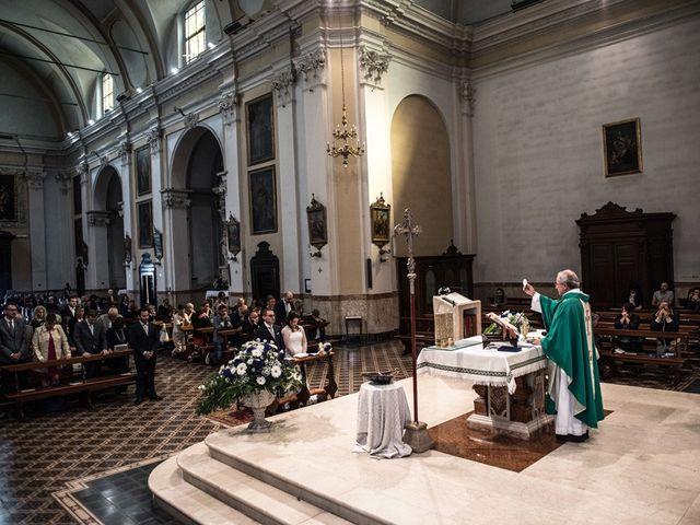 Il matrimonio di Marco e Nadia a Rezzato, Brescia 22