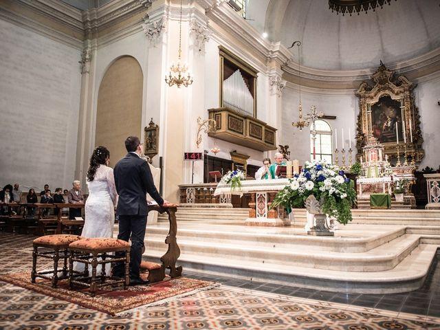 Il matrimonio di Marco e Nadia a Rezzato, Brescia 10