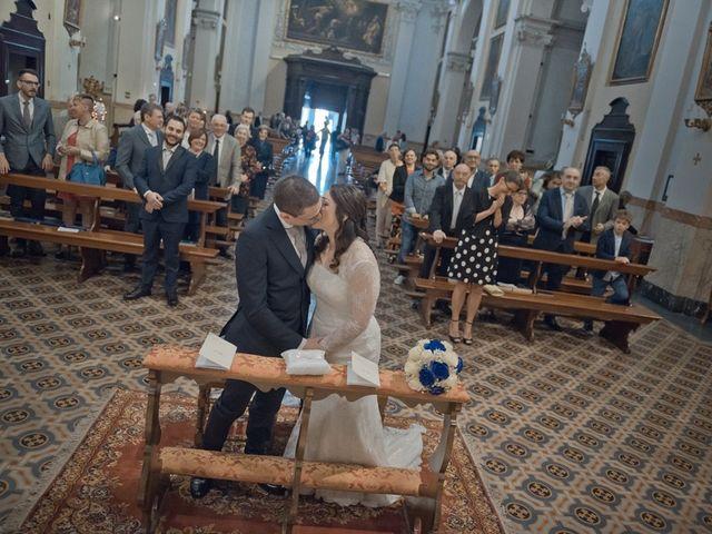 Il matrimonio di Marco e Nadia a Rezzato, Brescia 25