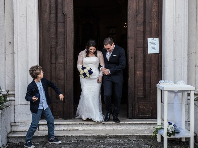 Il matrimonio di Marco e Nadia a Rezzato, Brescia 41