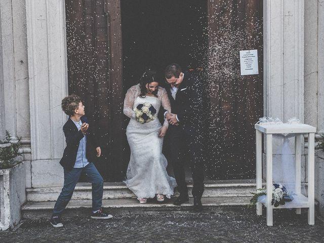 Il matrimonio di Marco e Nadia a Rezzato, Brescia 123