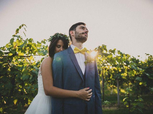 le nozze di Michela e Nicholas