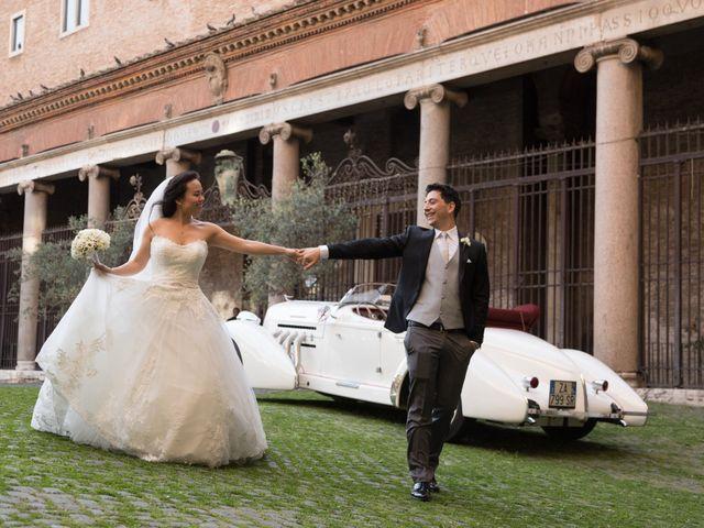 Le nozze di Diana e Antonino